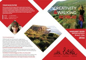 Creativity & Walking Retreat in the Southwest